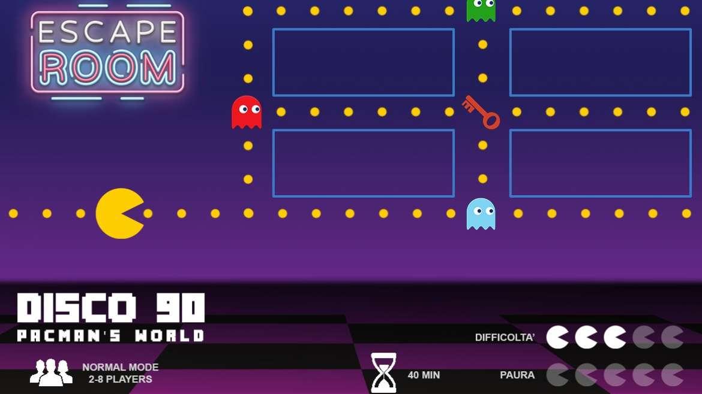 Disco 90 – Pacman's world