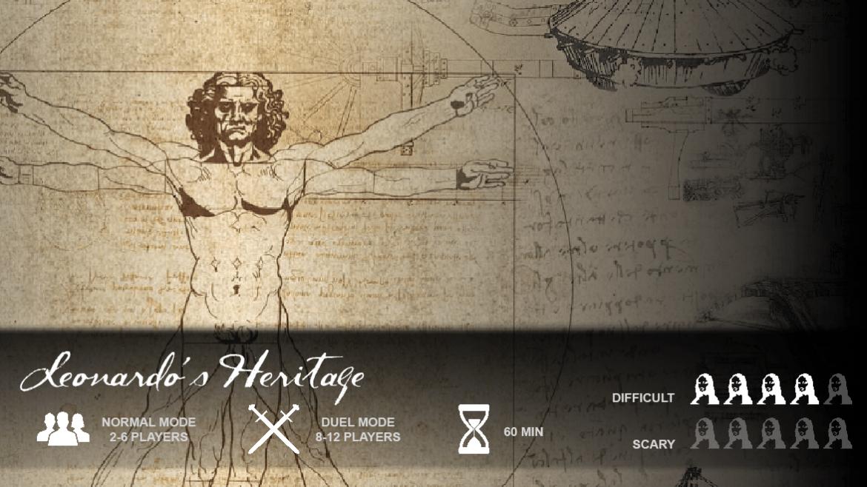 Leonardo's heritage