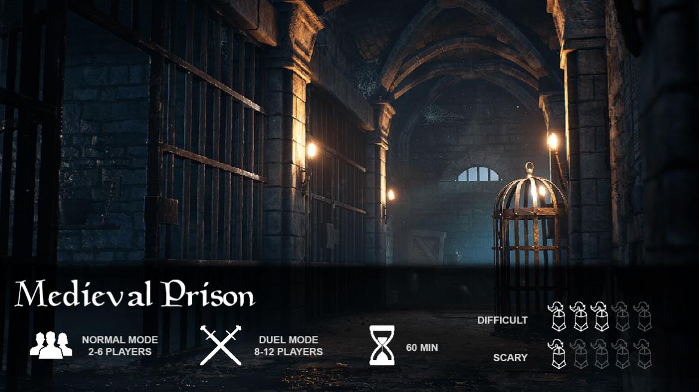 Medieval prison